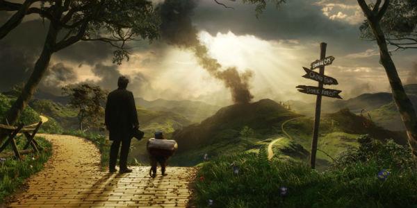 Szenenbild aus Die fantastische Welt von Oz | © Walt Disney