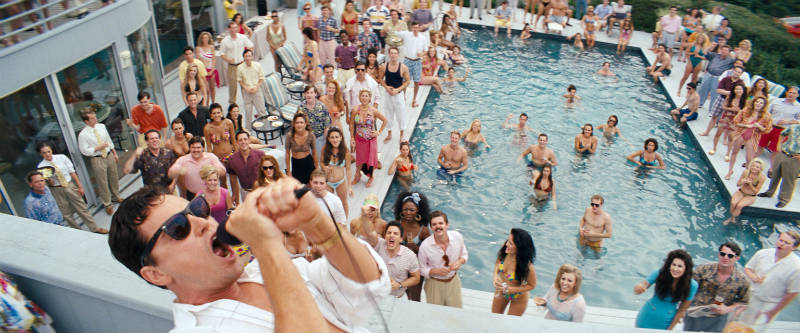 Szenenbild aus The Wolf of Wall Street | © Universal Pictures