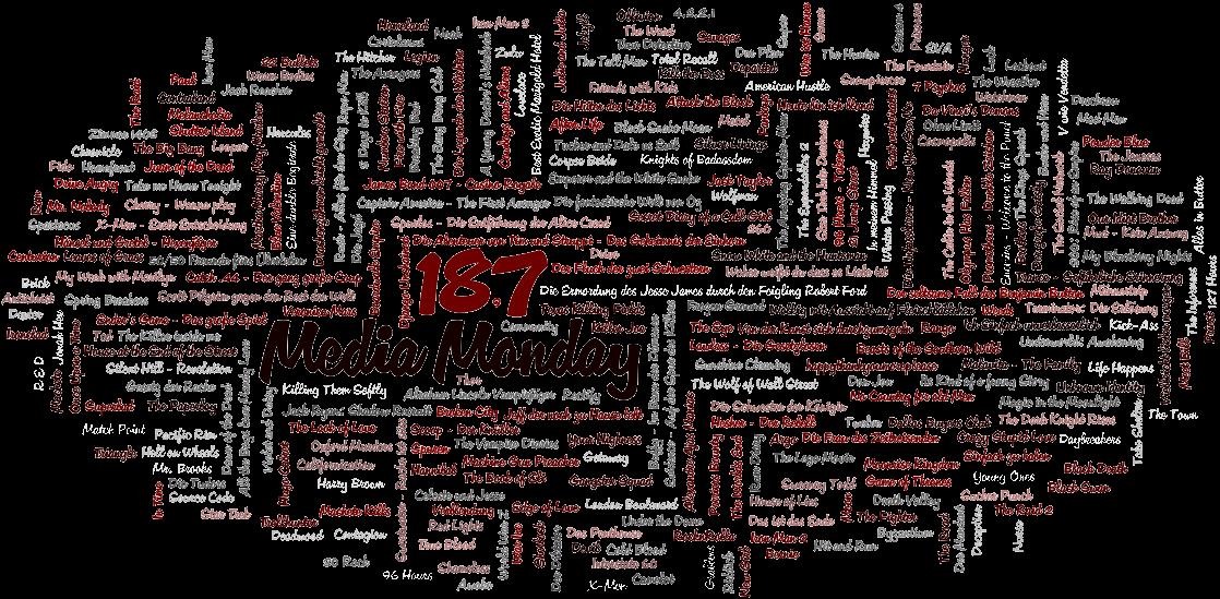 Media Monday #187