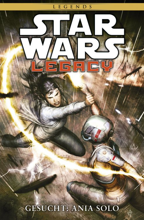 Star Wars: Legacy II, Teil 3: Gesucht: Ania Solo | © Panini
