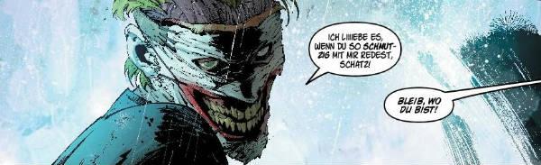 Ausschnitt aus Batman 3: Der Tod der Familie | © Panini