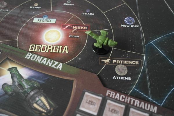 Firefly: Das Spiel | © Heidelberger Spieleverlag