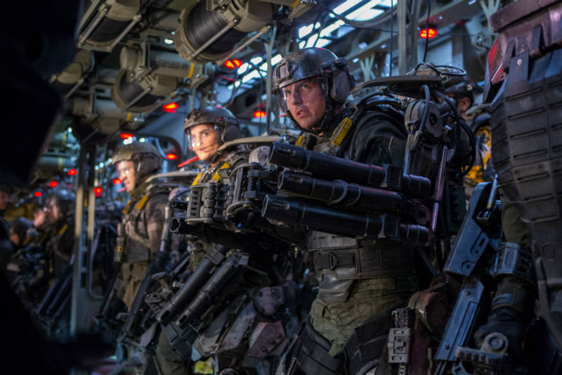 Szenenbild aus Edge of Tomorrow - Live Die Repeat | © Warner Home Video