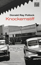 Knockemstiff von Donald Ray Pollock   © Heyne Verlag