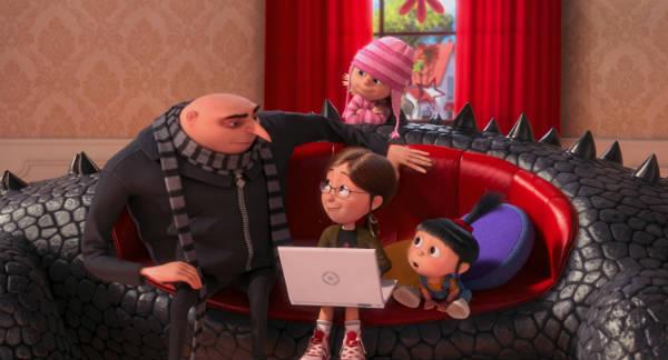 Szenenbild aus Ich - Einfach unverbesserlich 2 | © Universal Pictures