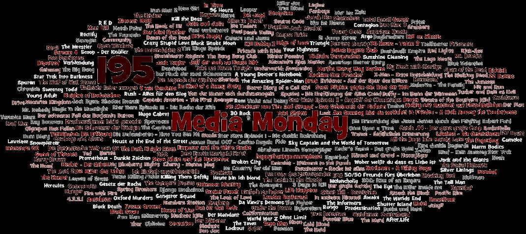 Media Monday #195