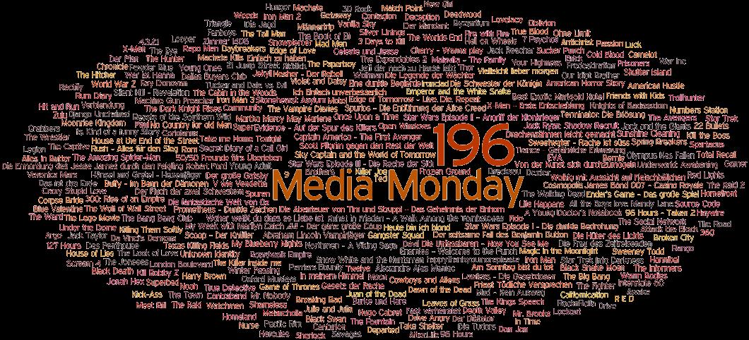 Media Monday #196