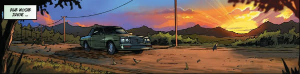 Ausschnitt aus Wonderland – Der neue Wahnsinn 3: Road-Trip des Horrors! | © Panini