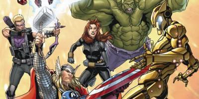 Avengers: Age of Ultron | © Panini