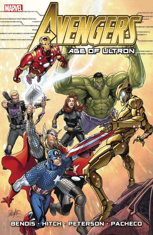 Avengers: Age of Ultron | © Panini
