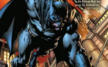 Batman - The Dark Knight 1: Das Höllenserum | © Panini