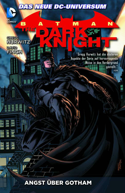 Batman - The Dark Knight 2: Angst über Gotham | © Panini