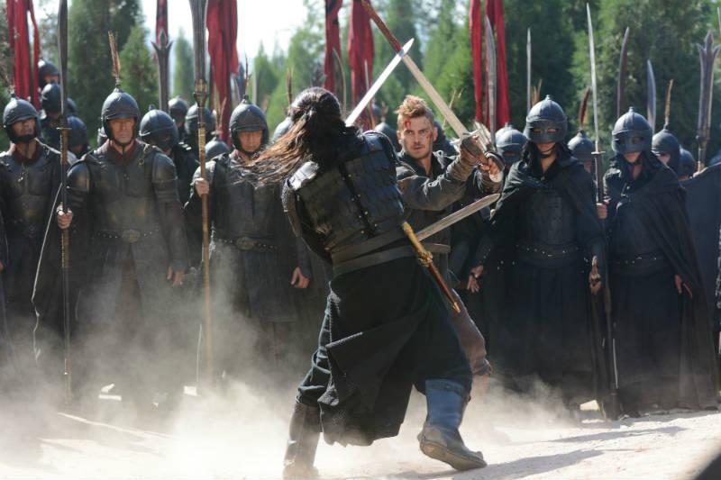 Szenenbild aus Outcast - Die letzten Tempelritter | © Universum Film