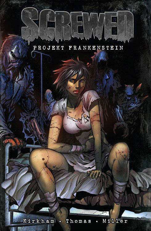 Screwed: Projekt Frankenstein | © Panini