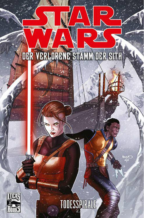 Star Wars: Der vergessene Stamm der Sith: Teufelsspirale | © Panini
