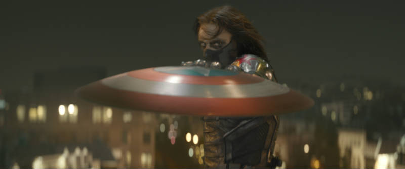 Szenenbild aus Captain America 2: The Winter Soldier | © Walt Disney