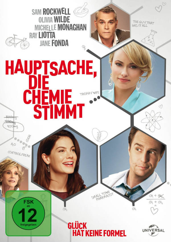 Hauptsache, die Chemie stimmt | © Universal Pictures