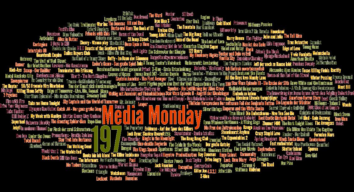 Media Monday #197