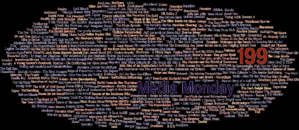 Media Monday #199