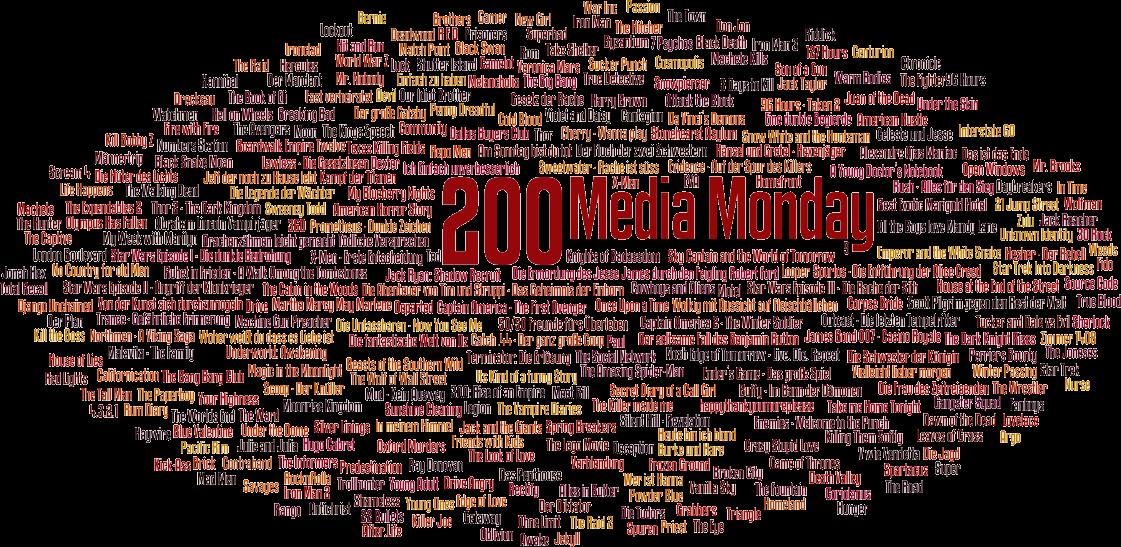 Media Monday #200