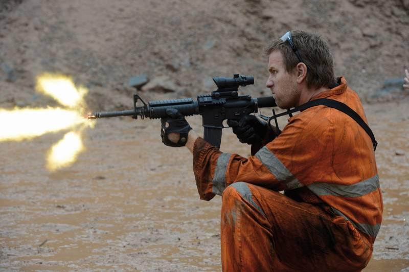 Szenenbild aus Son of a Gun | © Ascot Elite