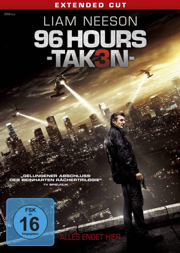 96 Hours - Taken 3 | © Universum Film