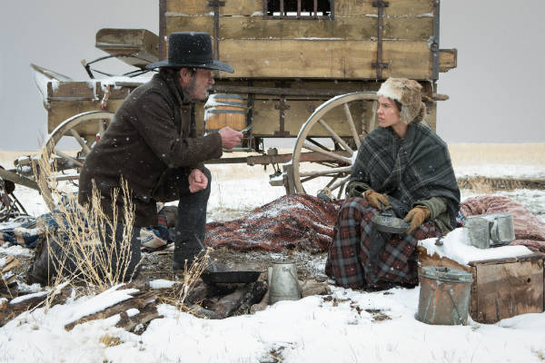 Szenenbild aus The Homesman | © Universum Film