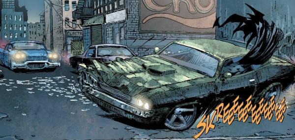 Ausschnitt aus Batman - The Dark Knight 2: Angst über Gotham | © Panini