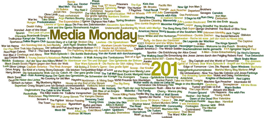 Media Monday #201