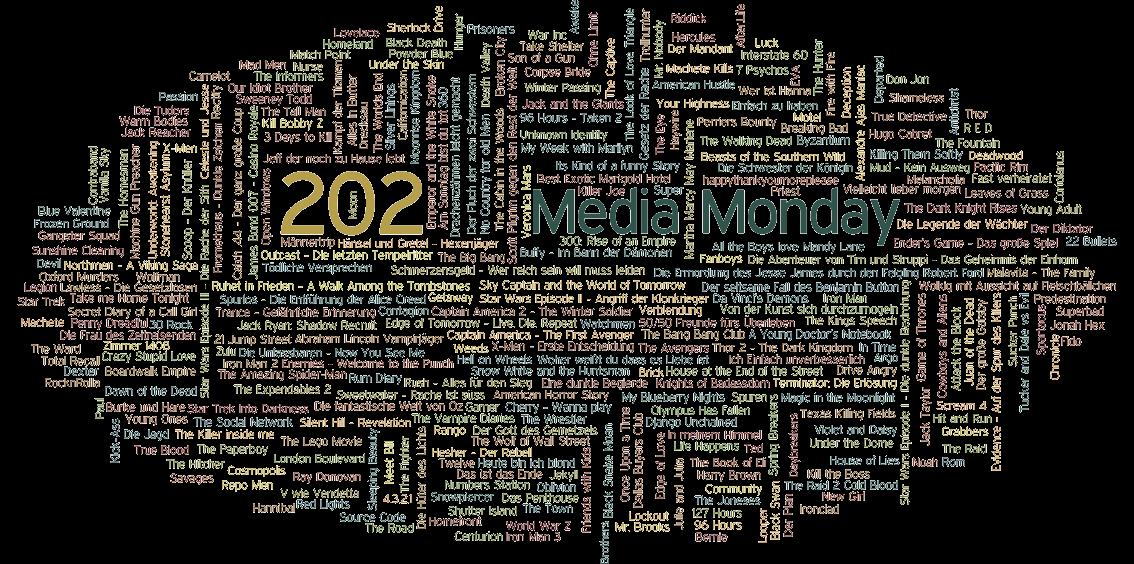 Media Monday #202