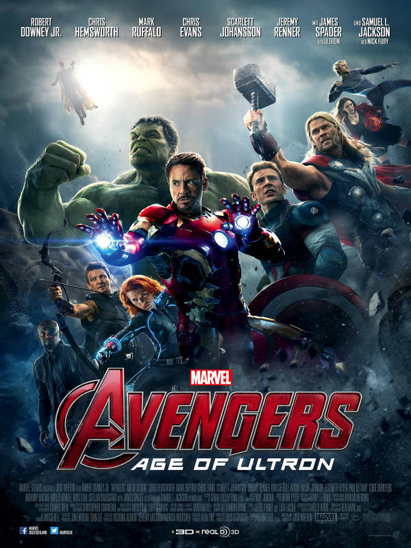 The Avengers 2: Age of Ultron | © Walt Disney