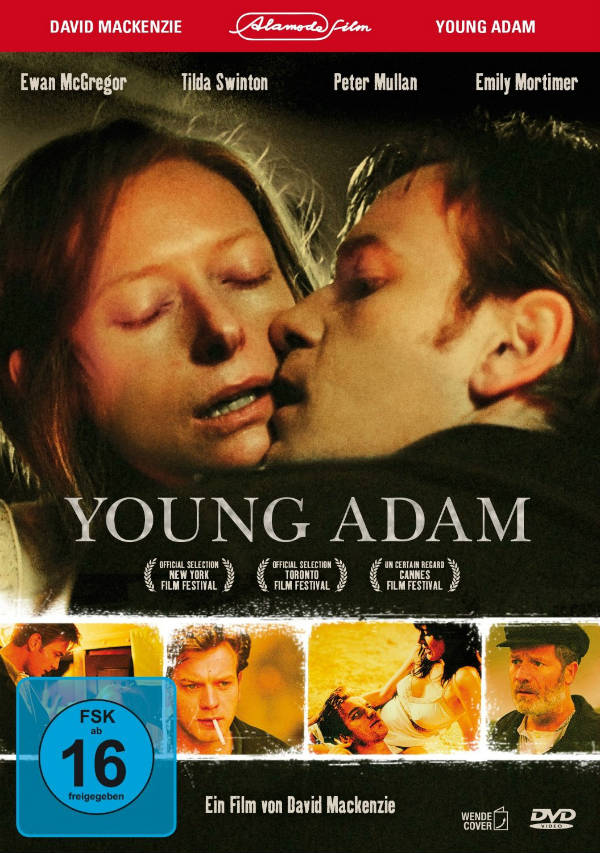 Young Adam - Dunkle Leidenschaft   © Alive