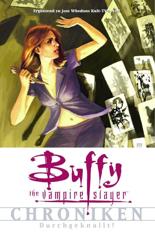 Buffy The Vampire Slayer Chroniken 2: Durchgeknallt | © Panini