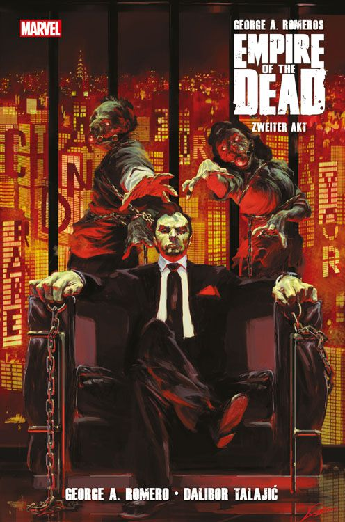 George A. Romero: Empire of the Dead 2 | © Panini