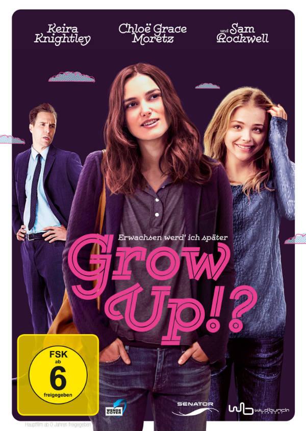 Grow Up!? - Erwachsen werd' ich später | © Universum Film