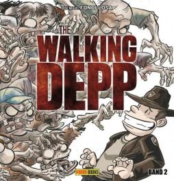 The Walking Depp 2 | © Panini