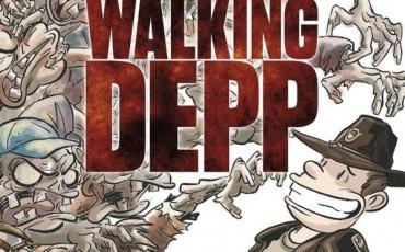 The Walking Depp 2   © Panini