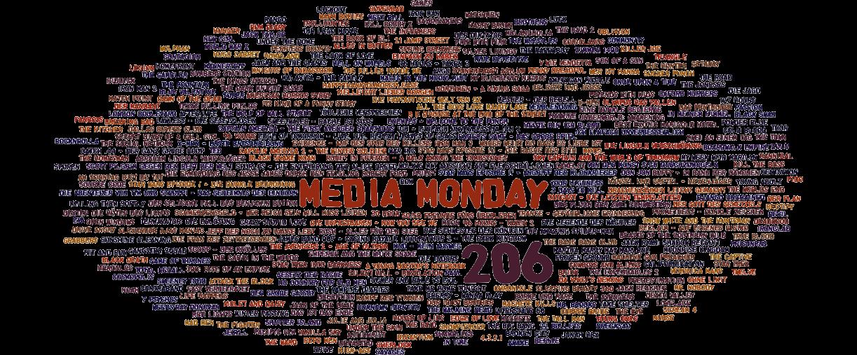 Media Monday #206