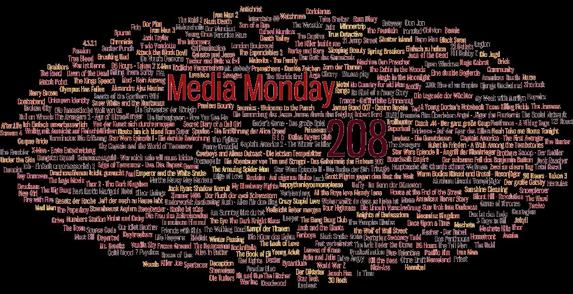 Media Monday #208