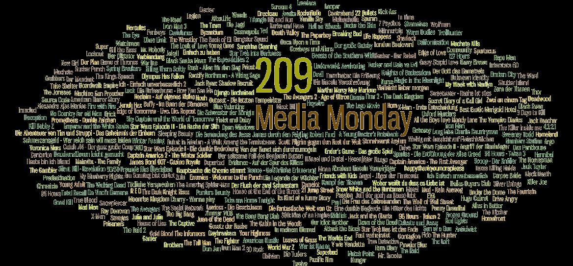 Media Monday #209