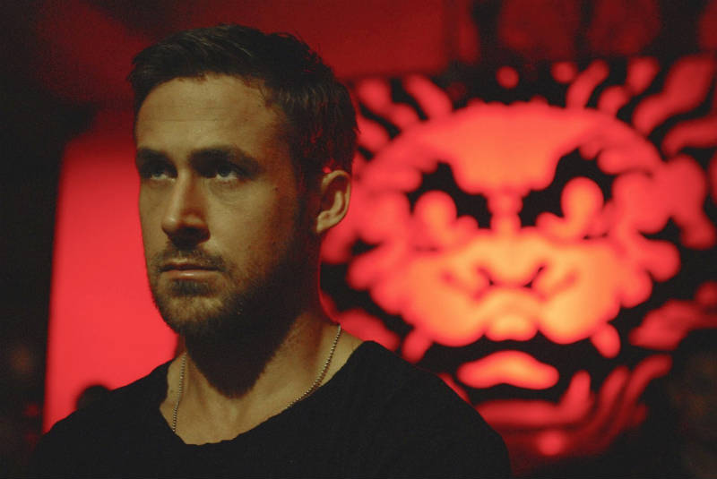 Szenenbild aus Only God Forgives | © Tiberius Film