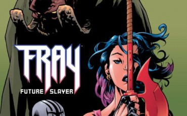 Fray - Future Slayer | © Panini