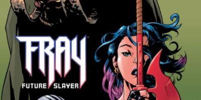 Fray - Future Slayer | © Panini