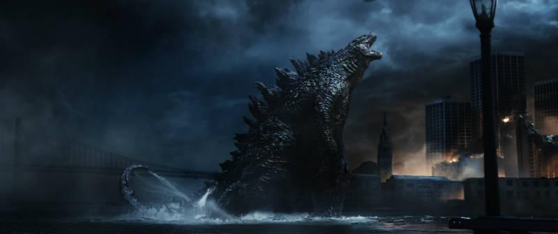 Szenenbild aus Godzilla | © Warner Home Video
