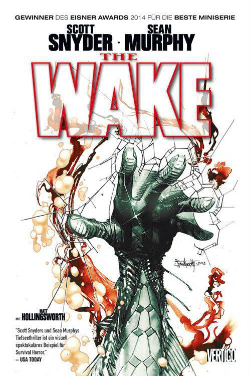 The Wake | © Panini