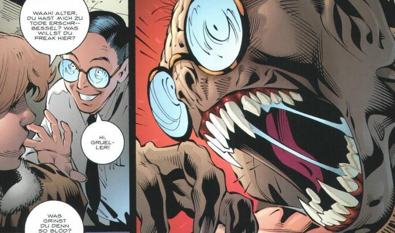 Ausschnitt aus Buffy The Vampire Slayer Chroniken 1: Der erste Stich   © Panini