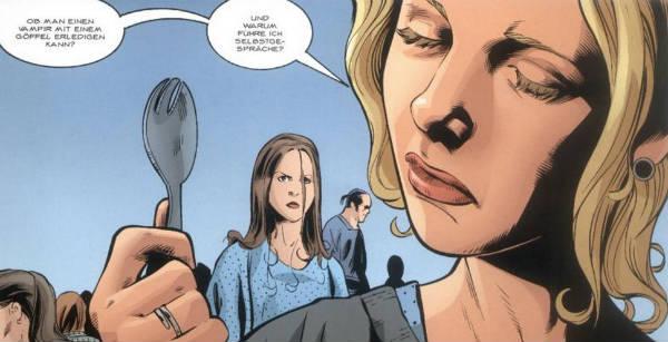 Ausschnitt aus Buffy The Vampire Slayer Chroniken 2: Durchgeknallt | © Panini