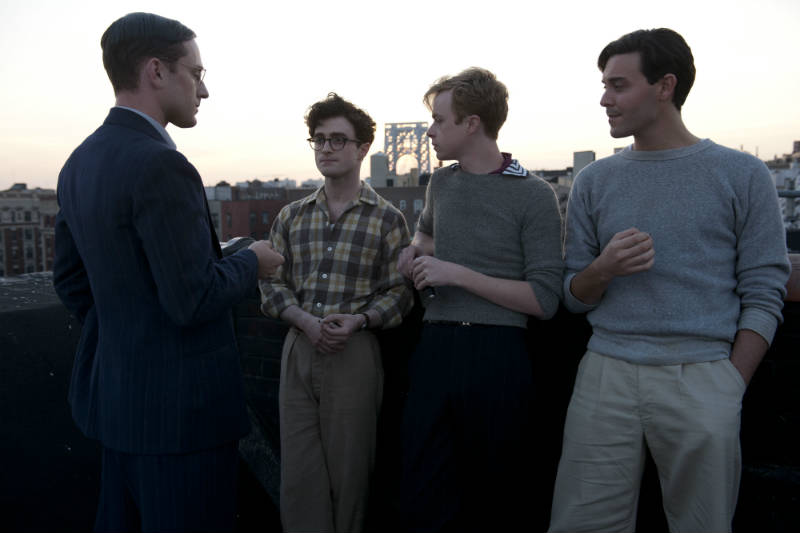 Szenenbild aus Kill Your Darlings - Junge Wilde | © Koch Media