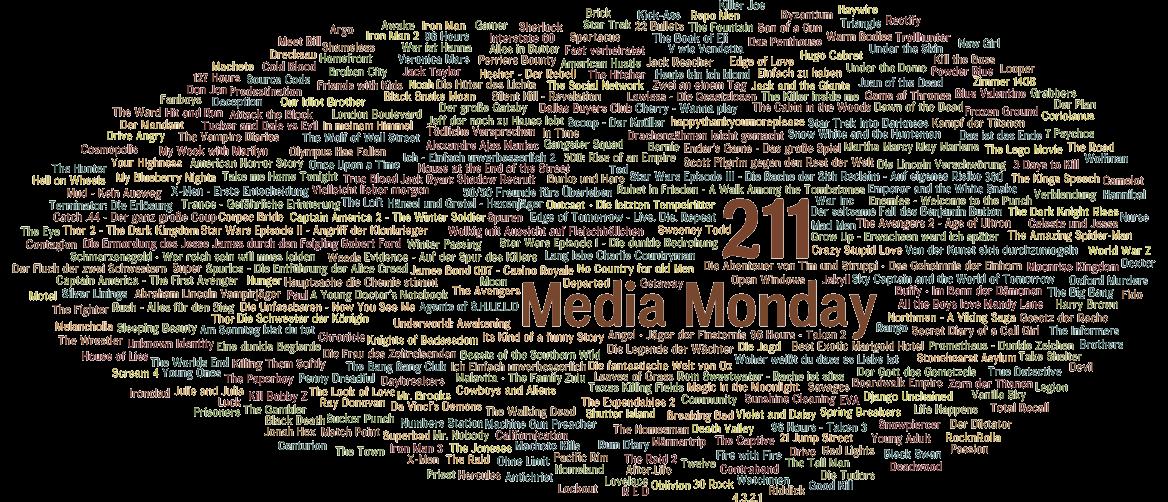 Media Monday #211