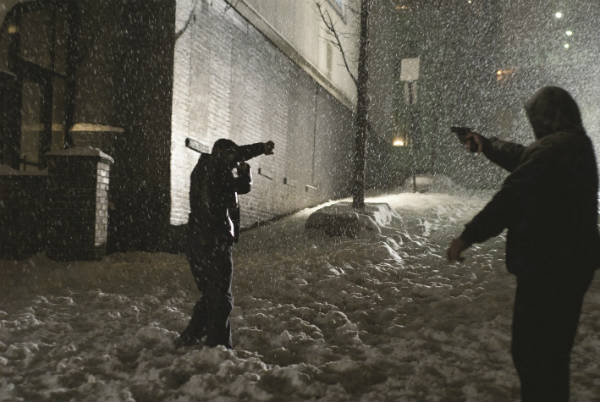 Szenenbild aus Boston Streets   © Ascot Elite